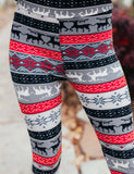 SA Exclusive Reindeer Love Leggings