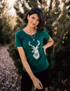 Rudolph the Red Nosed Reindeer Graphic Tee