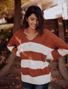 Sweet Darlin' Stripe Sweater