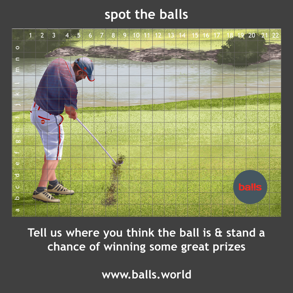 Spot The Ball - 1st edition