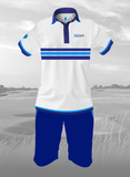 KL-Expat Golf - plain white 90's stripe