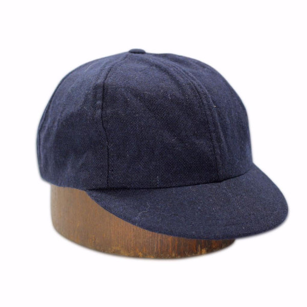 The Wool Cap - Navy - By 18 Waits