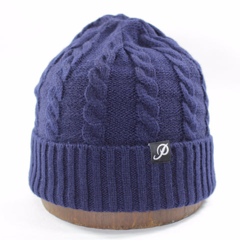 Primitive Shout Beanie Navy