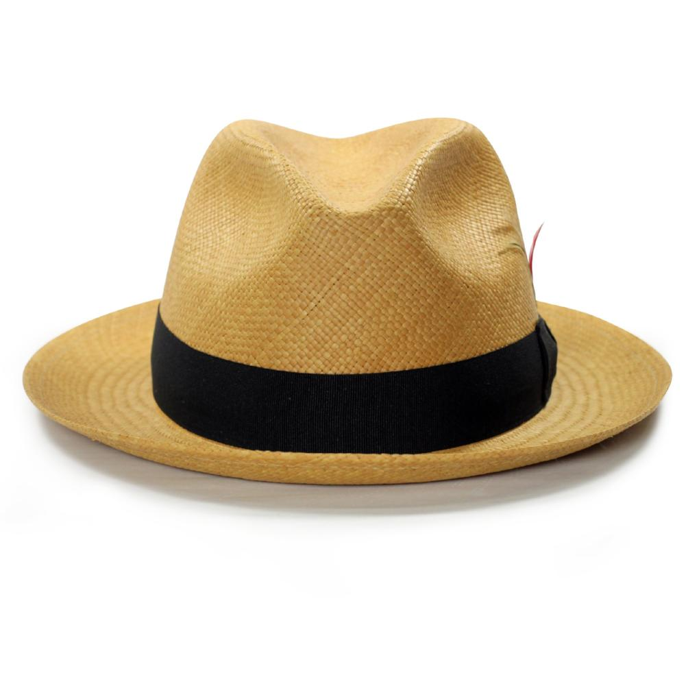 NY Hat Co. Panama straw hat  | Pecan