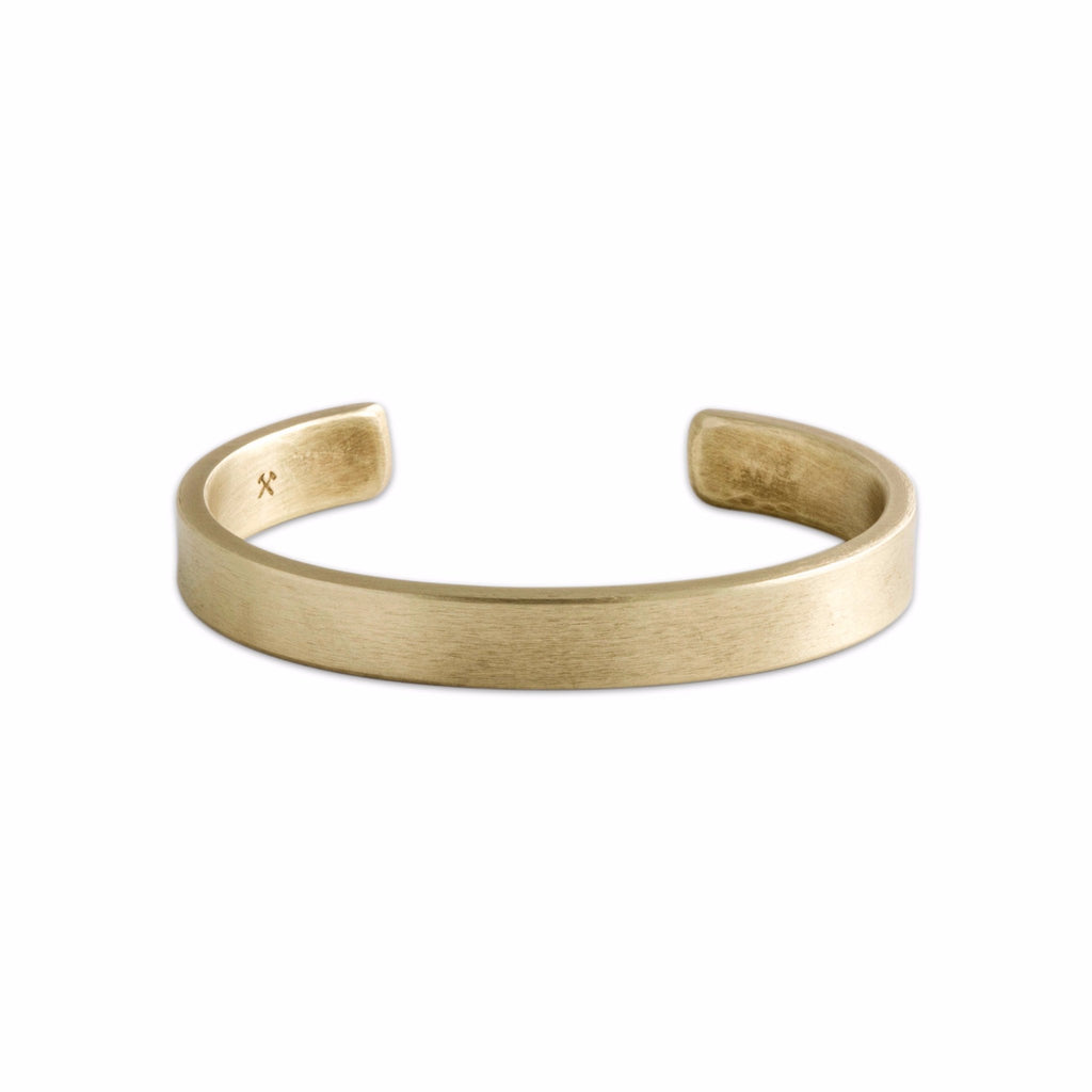 Thompson Cuff - Brass