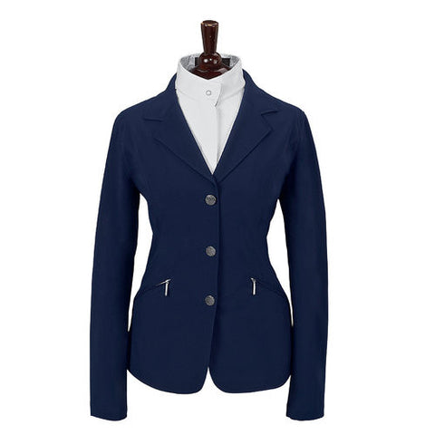 Competition Jacket from Horseware Ireland - Navy