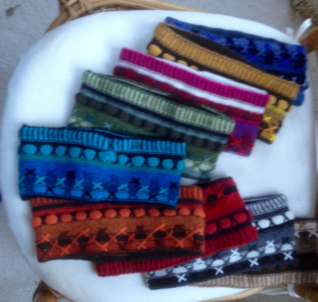 Alpaca Headbands