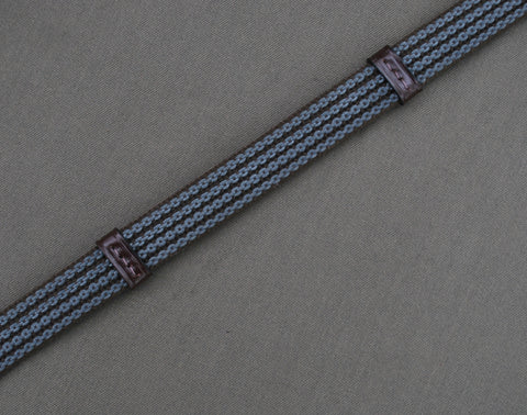 Special Grip Reins - KL Select/Red Barn