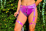 Amethyst Siren Scrunch Bottoms | MTO