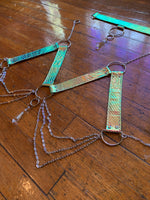 Jade Opal Crystal Harness Set