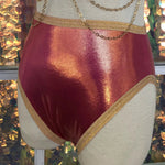 Gilded Raspberry Bottoms | MTO