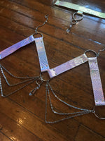 Unicorn Opal Crystal Harness Set - MTO