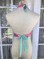 Rainbow Double-O Halter - S/M