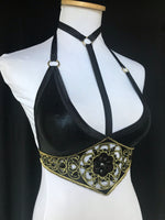 Burning Embers Harness Top