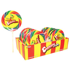Carnival Pops from Bee 12 count - Your Candy Shop - Bulk Candy Store