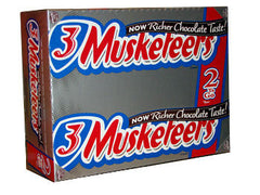3 Musketeers - King Size - Your Candy Shop - Bulk Candy Store