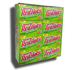 Chewy Red Hots Kickin Mango Lime Candy 24ct
