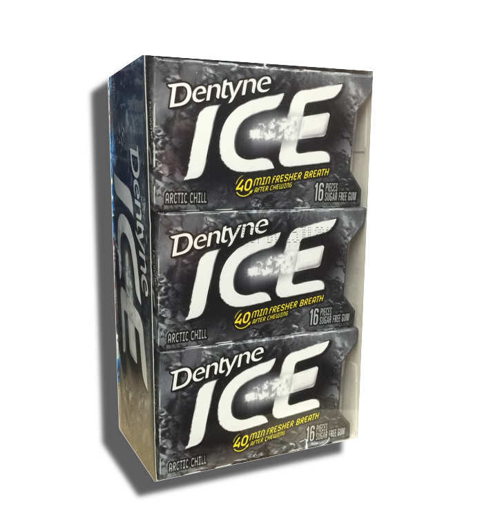 Dentyne Ice Artic Chill - Your Candy Shop - Bulk Candy Store