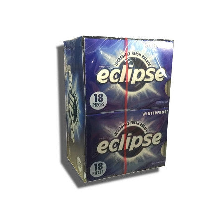 Eclipse Winterfrost Gum - Your Candy Shop - Bulk Candy Store