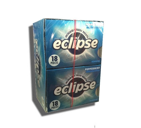 Eclipse Peppermint Gum - Your Candy Shop - Bulk Candy Store