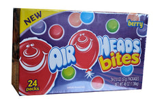 Air Heads Bites Berry 24ct - Your Candy Shop - Bulk Candy Store