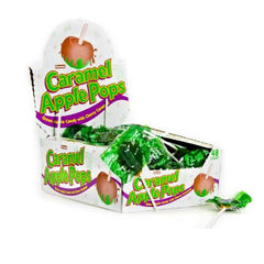 Caramel Apple Pops by Tootsie - Your Candy Shop - Bulk Candy Store