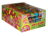 Cry Baby Sour Tubes 4pc tubes - Your Candy Shop - Bulk Candy Store