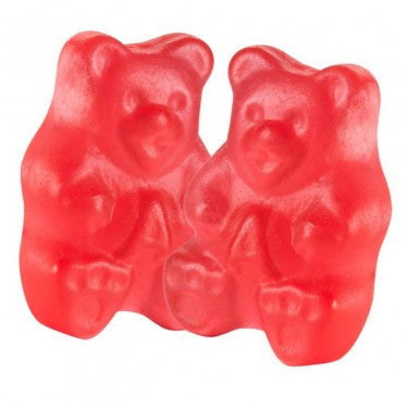 Gummi Bears Strawberry 1 lbs - Your Candy Shop - Bulk Candy Store