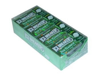 Ice Breakers Ice Cubes Spearmint