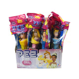 PEZ Princess 12Ct PEZ Assorted Dispensers
