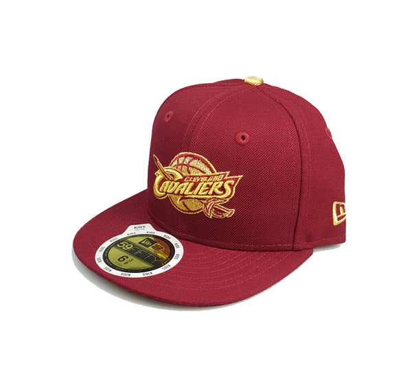 New Era 59Fifty Fitted (Kids) - Cleveland Cavaliers