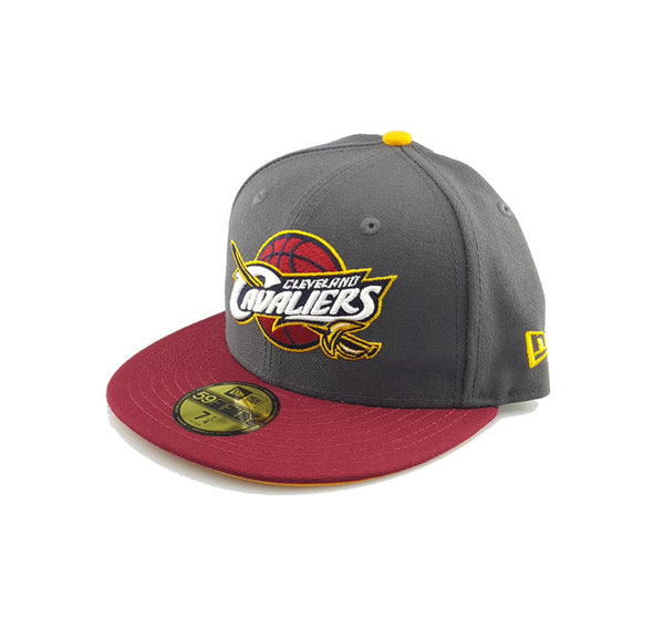 New Era 59Fifty - Graphite - Cleveland Cavaliers