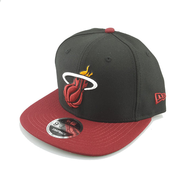New Era 9Fifty - NBA 2 Tone Team East - Miami Heat