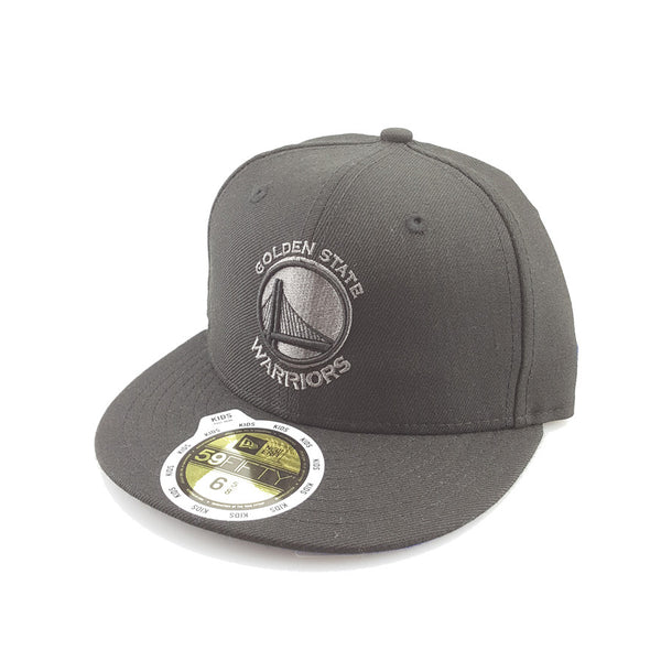 New Era 59Fifty Fitted (Kids) - NBA Off Season - Golden State Warriors