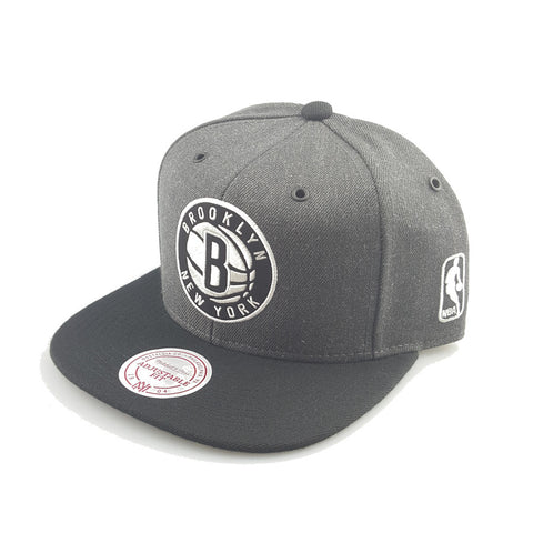Mitchell & Ness - G3 Logo - Brooklyn Nets