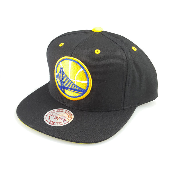 Mitchell & Ness - Solid Velour - Golden State Warriors