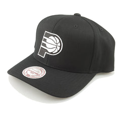 Mitchell & Ness - Black & White Flex 110 - Indiana Pacers - Cap City