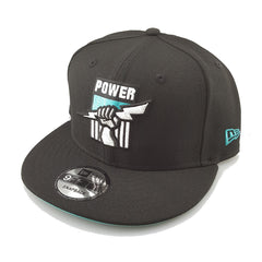 New Era 9Fifty - AFL Home Classic - Port Adelaide Power