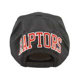 Mitchell & Ness - Black Ripstop Honeycomb - Toronto Raptors