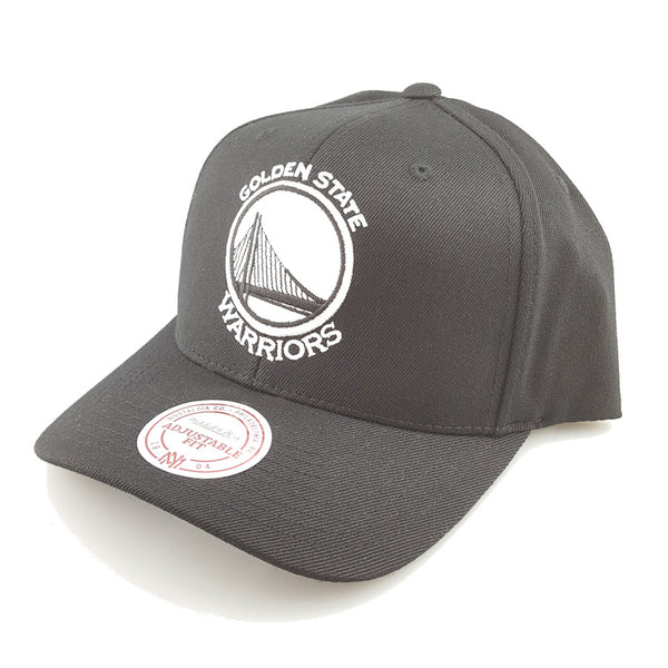 Mitchell & Ness - Black & White Flex 110 - Golden State Warriors