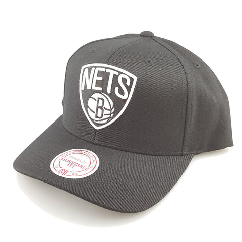 Mitchell & Ness - Black & White Flex 110 - Brooklyn Nets