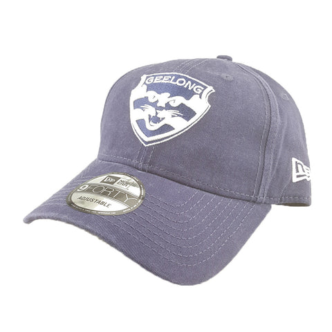 New Era 9Forty - AFL 940 Washed - Geelong Cats