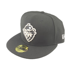 New Era 59Fifty - Minor League Blk Stone - Hillboro Hops