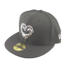 New Era 59Fifty - Minor League Blk Stone - Idaho Falls Chukars