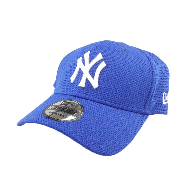 New Era 9Forty - Perf Mesh MLB - New York Yankees (MB/W)