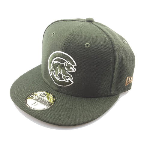 New Era 59Fifty - Chi Town Fitted - Chicago Cubs