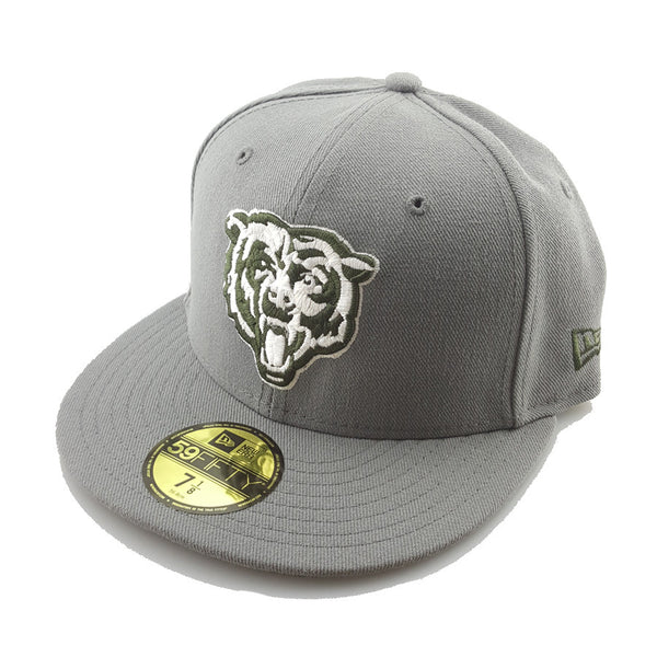 New Era 59Fifty - Chi Town Fitted - Chicago Bears