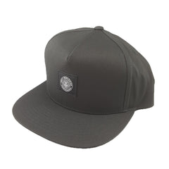 OBEY - Worldwide Seal Snapback - Black - Cap City