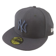 New Era 59Fifty - Sneaker Hook Up Fitted - New York Yankees (Navy/Stone) - Cap City