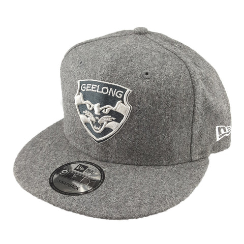 New Era 9Fifty - AFL Winter Day - Geelong Cats